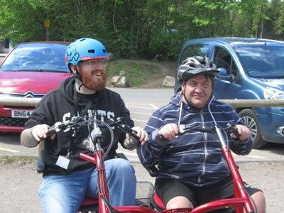 News - Group - A Thank You from Mencap Heart of England - Featured Image
