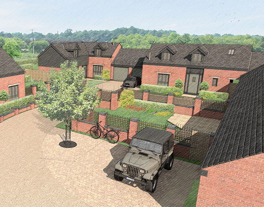 Developments - Rose Cottage, Outhill - Image 1