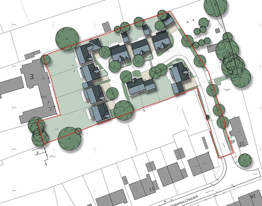 Developments - Waterloo Crescent, Bidford - Image 1