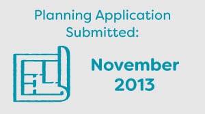 Case Studies - Developments - Worcester Lane - Planning