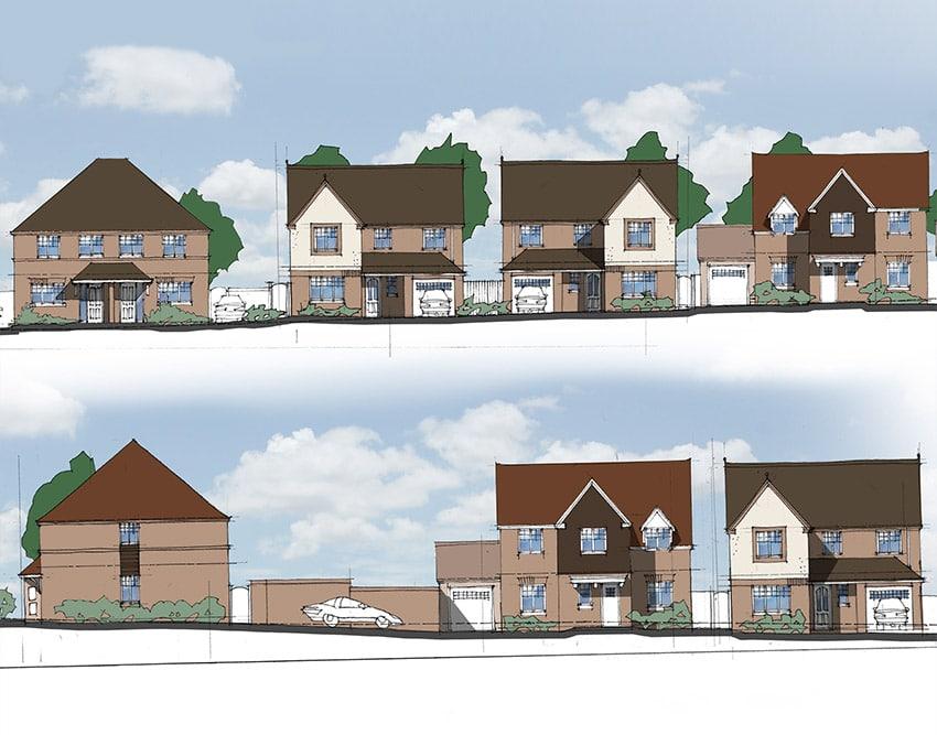 Developments - Worcester Lane, Sutton Coldfield - Image 1
