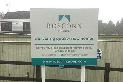 2018 Is Here! Rosconn Are Looking for New Land Opportunities