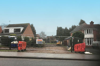 Exciting Times in Node Hill, Studley