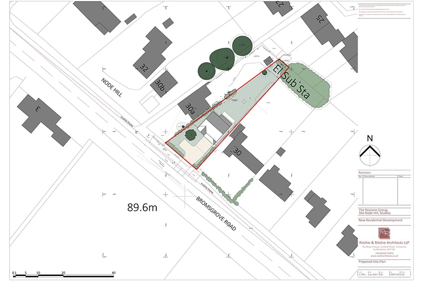 Planning Permission Granted for Node Hill, Studley - Image 2