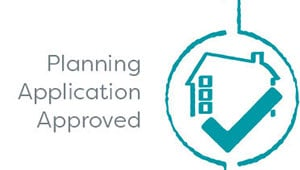 Step 10 - Planning Application Approved