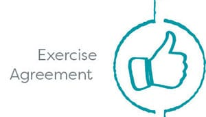 Step 11 - Exercise Agreement