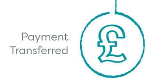 Step 12 - Payment Transferred