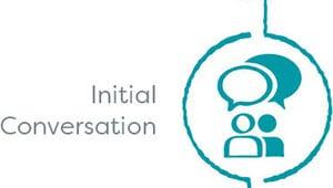 Step 2 - Initial Conversation