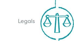 Step 5 - Legals