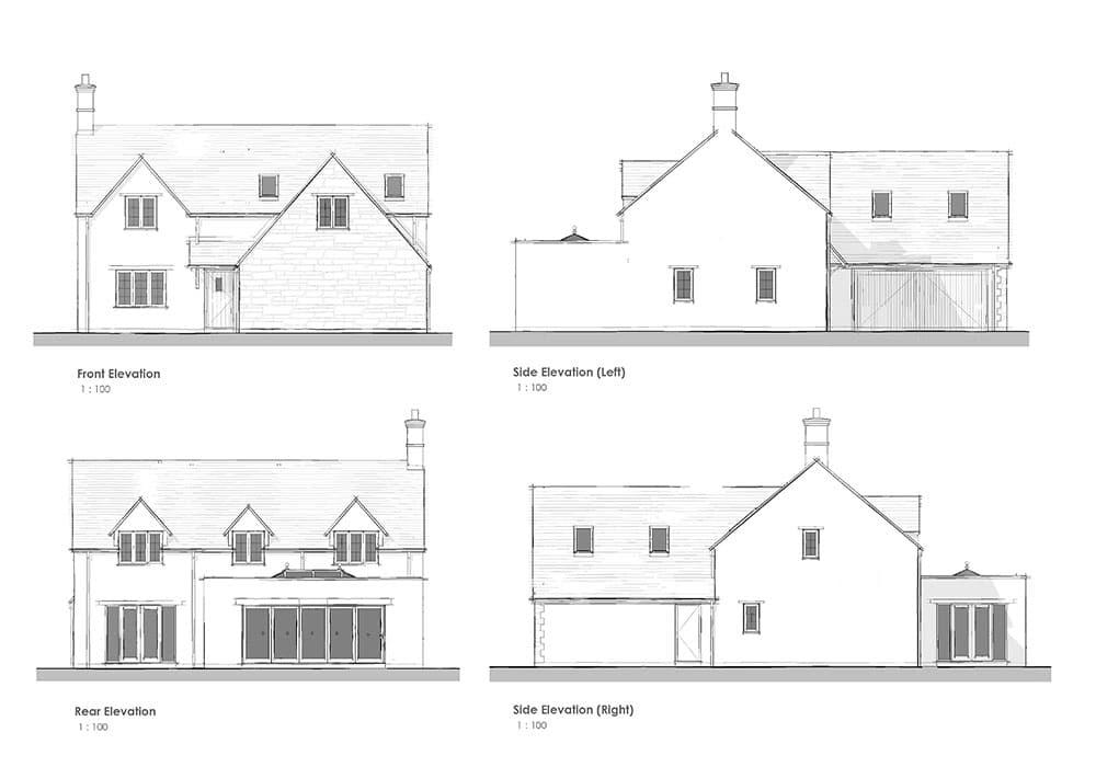 Laureldene Newbold Proposed Elevations