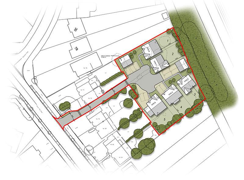 Rosconn Developments Stonor Park Road in Solihull